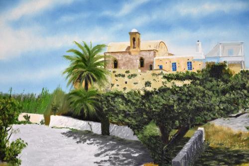 Klasztor Chrisoskalitissa